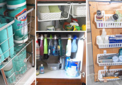 17 Hacks to Gain More Storage Space in Bathroom Cabinets