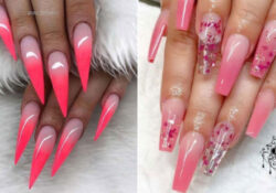 23 Pink Ombre Nails to Inspire Your Next Manicure