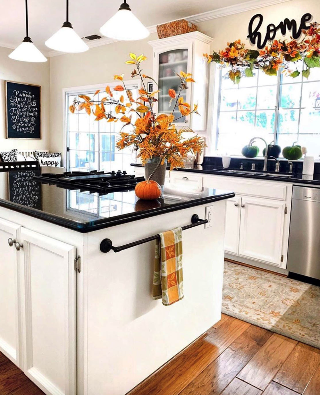cozy-fall-decorating-ideas-kitchen