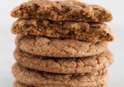 Spice Cake Mix Cookies (3 ingredients!)