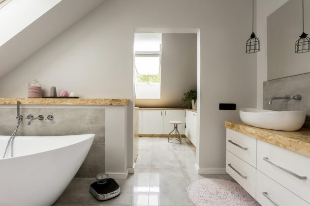 Remodeling Your Dream Bathroom
