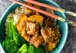 The Best Dang Crock Pot Teriyaki Chicken